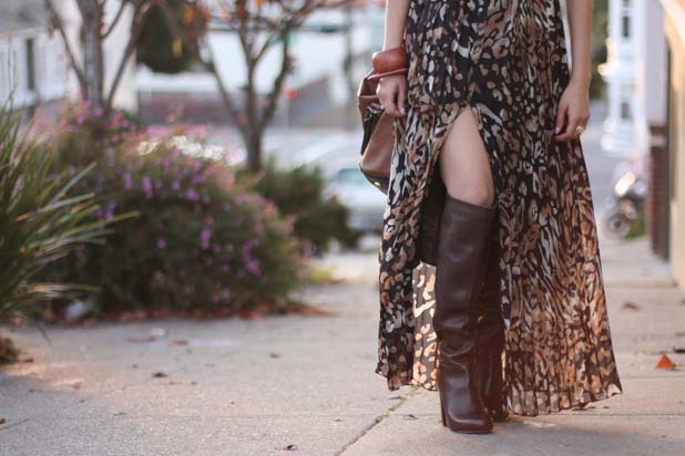 how-to-wear-dresses-with-boots