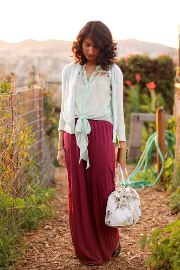 mint-maroon-outfit