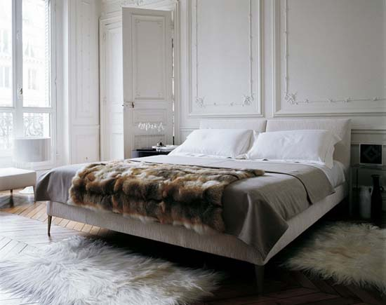 fuzzy-white-bedroom