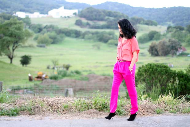 pink-zara-pants-color-blocking