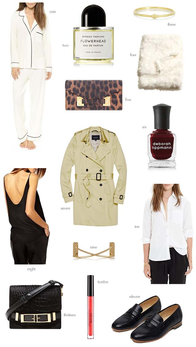 The chic girls' gift guide | Like Fresh Laundry