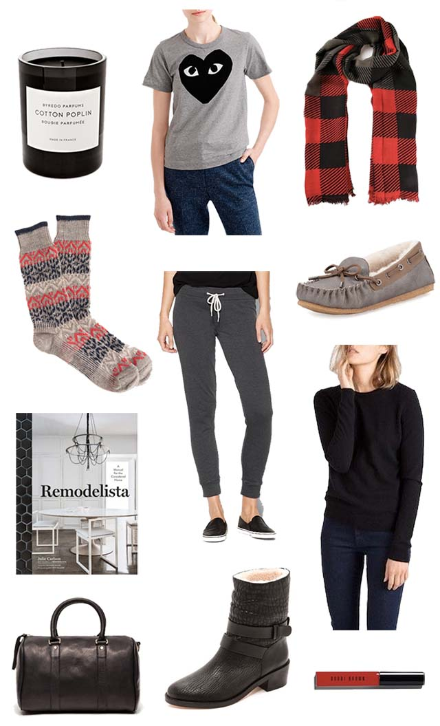 holiday loungewear gift guide