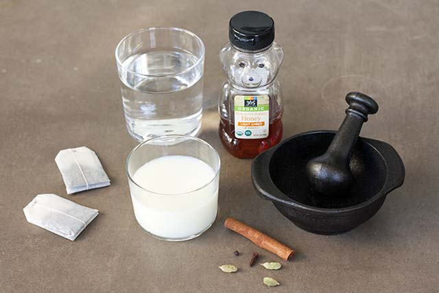 Recipe: Authentic Chai