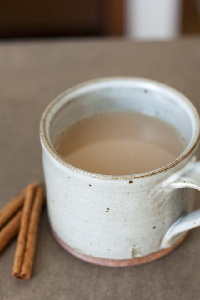 Recipe: Authentic chai.