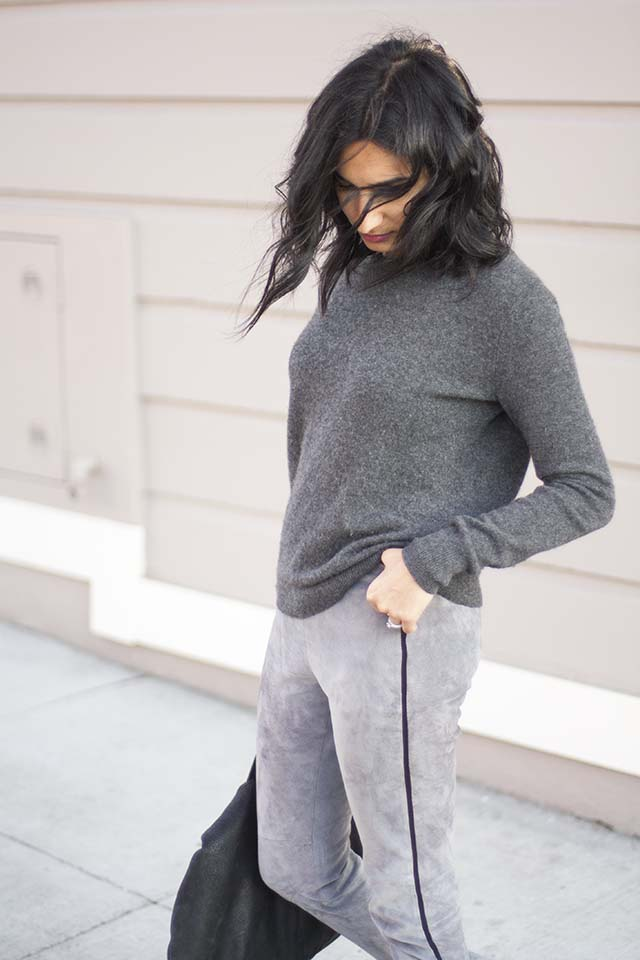 everlane cashmere crew sweater
