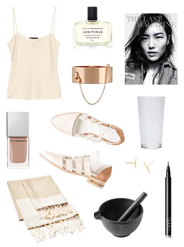 Nude Tones | Like Fresh Laundry