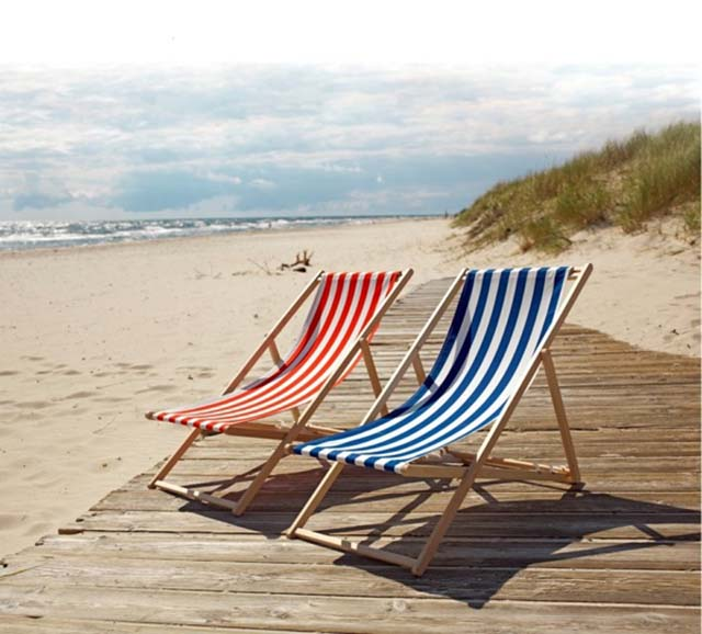 6 Sling Chairs for Summer Lounging | Like Fresh Laundry
